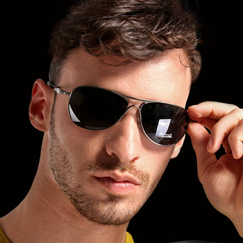 Makino ma male sunglasses driving mirror outdoor large sunglasses polarized sunglasses