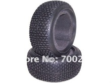 1/8 off road rc car used tire+Foam+Free Shipping(China (Mainland))