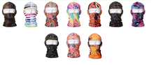 2016 New Full Neck Face Masks Cycling Motorcycle Hat Balaclava Ski Hunting Fishing decorative pattern indproof Protector Mask