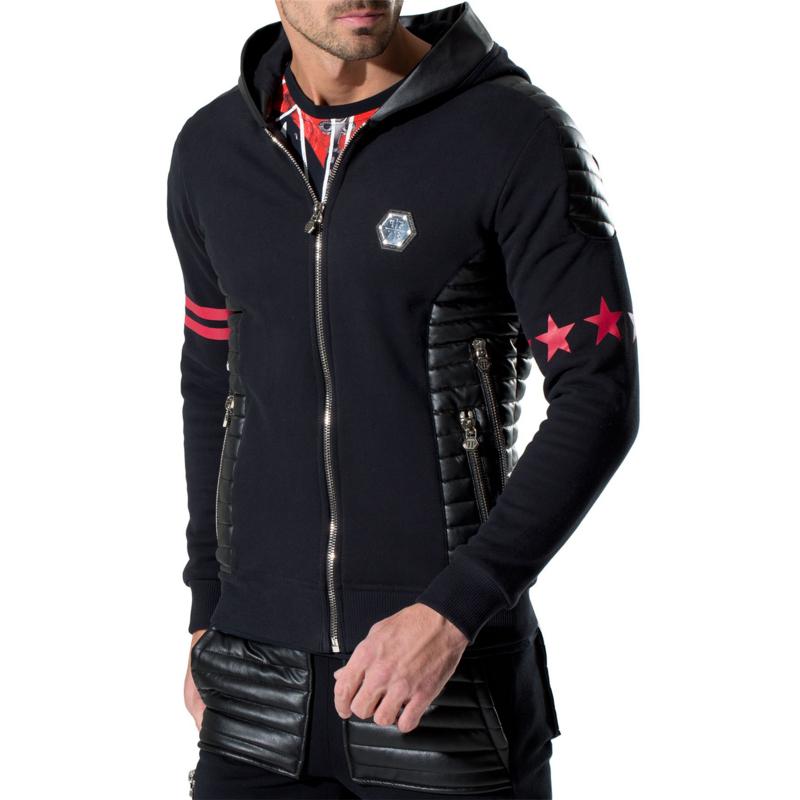 Popular 2015 Button Side Zip Hoodie for Men-Buy Cheap 2015 Button ...