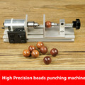 High Precision beads punching machine DIY tools cutting machine electric drill