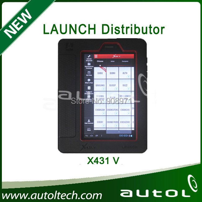 Launch X431 V / Launch X431 Pro scanner With Camera---100% Original(China (Mainland))