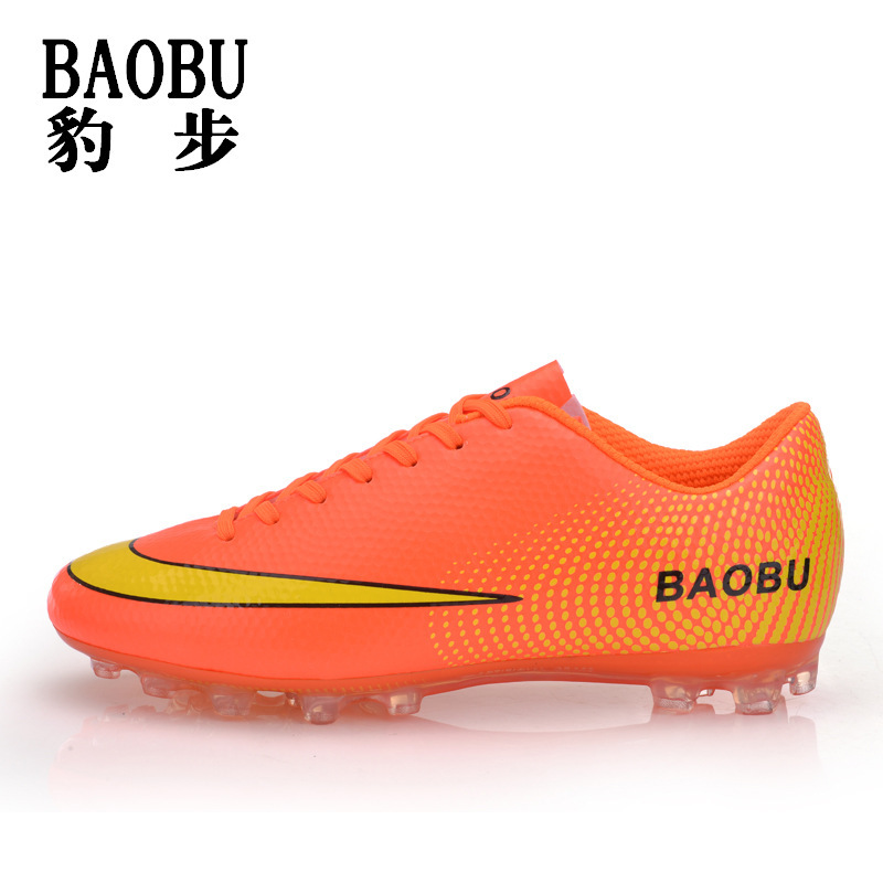 Artificial Turf Soccer Shoes Boys