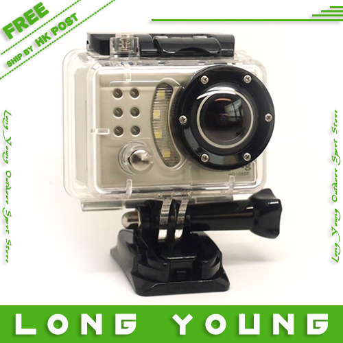 Здесь можно купить  Cheap action camera/ digital camera gopro hero 3 type waterproof 30M , free shipping Cheap action camera/ digital camera gopro hero 3 type waterproof 30M , free shipping Бытовая электроника