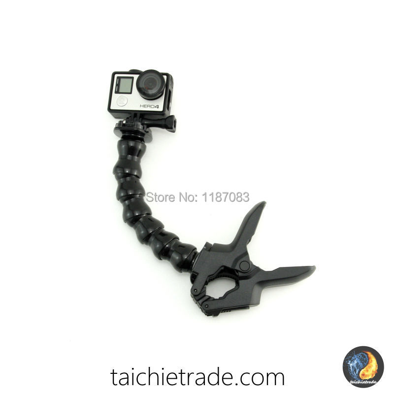 Jaws Flex Clamp Mount for GoPro all Hero camera<br><br>Aliexpress