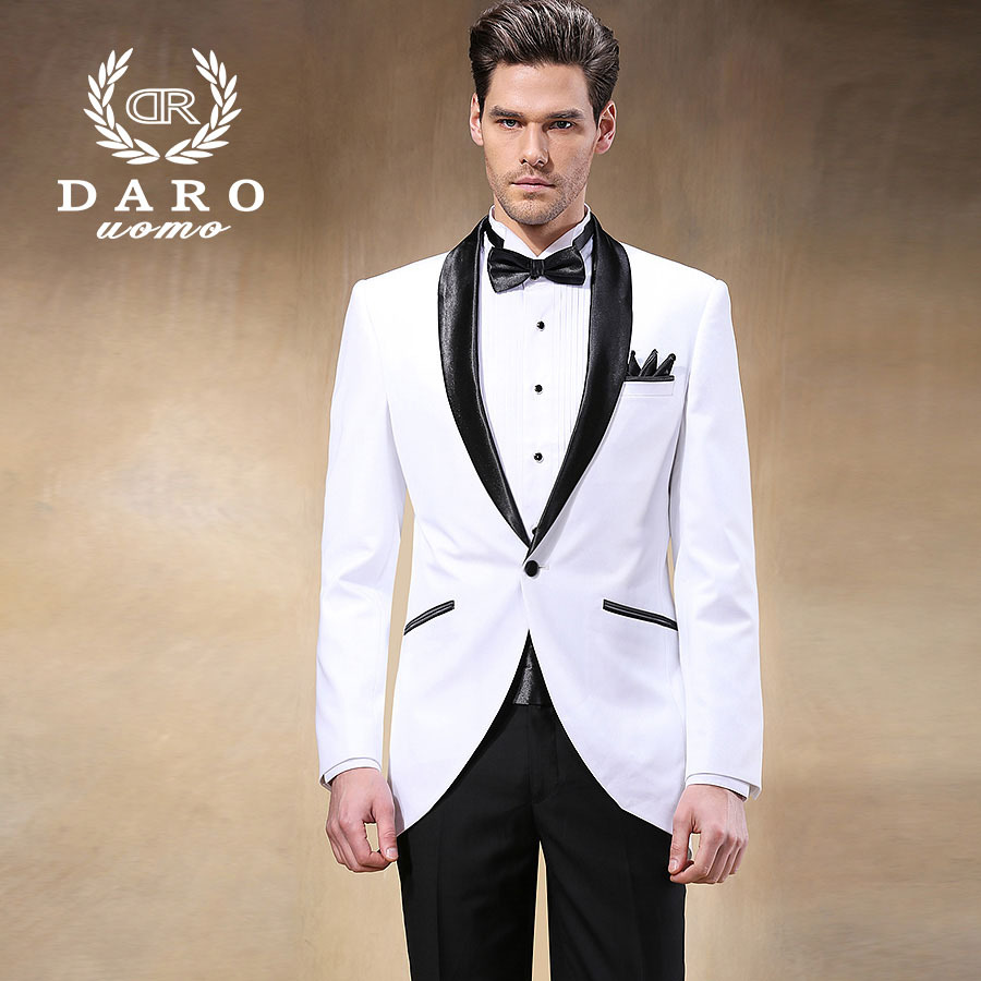 Buy 2015 New Style Men 39 S Fashion White Wedding Suits Men Party Suits Jacket And
