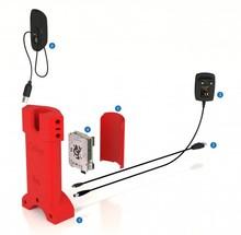 Open source DIY BQ Ciclop 3d scanner kit for 3d printer designer and engineer DIY basic