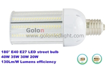 30w degree led street lamp for shoe box light fixture 3900Lm 130Lm/W E40 E39 E27 E26 Fedex free shipping e40 led street light(China (Mainland))