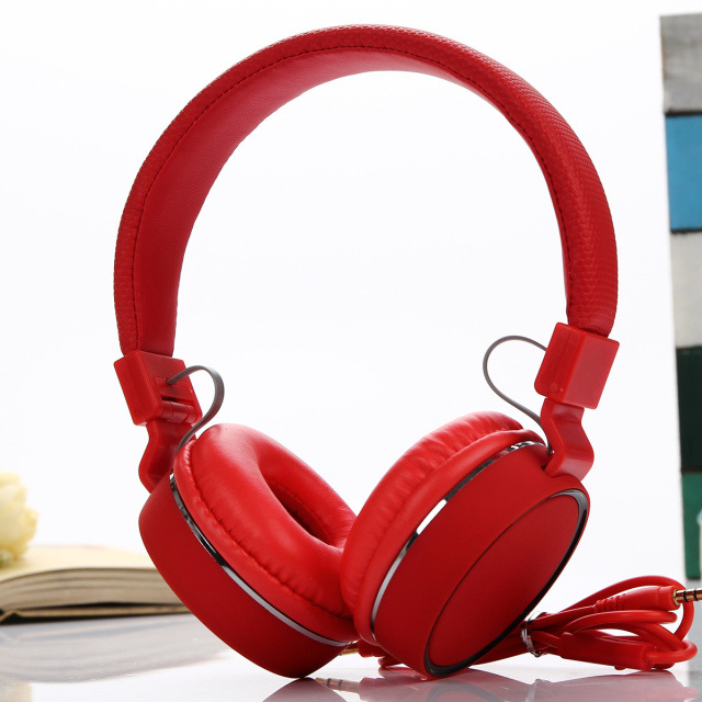 Big Discount!!High Quality Headband Headphones 3.5mm Earphone Headset Stereo Noise Isolating for MP3 MP4 Cellphone Free Shipping