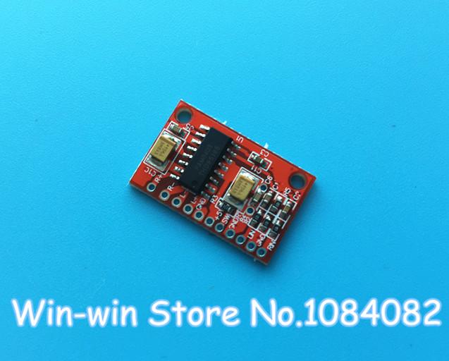 20pcs 3W*2 Mini Digital Power Audio Amplifier Board USB DC 5V Power Supply PAM8403 for Arduino FZ0457(China (Mainland))