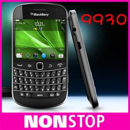 9930 Original BlackBerry Bold Touch 9930 WIFI 3G GPS Bluetooth Unlocked Mobile Phone Free Shipping(China (Mainland))
