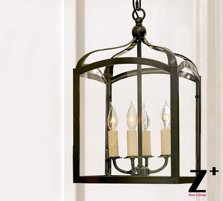 Replica Item LED Pendant Light Iron GOTHIC INDOOR OUTDOOR