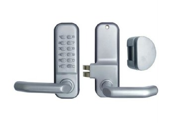 Free Shipping  Mechanical Digital Door Lock