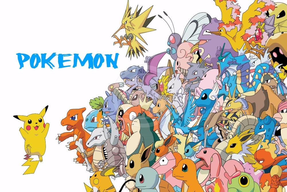 Pokemon affiche achetez des lots petit prix pokemon - Poster pokemon a imprimer ...