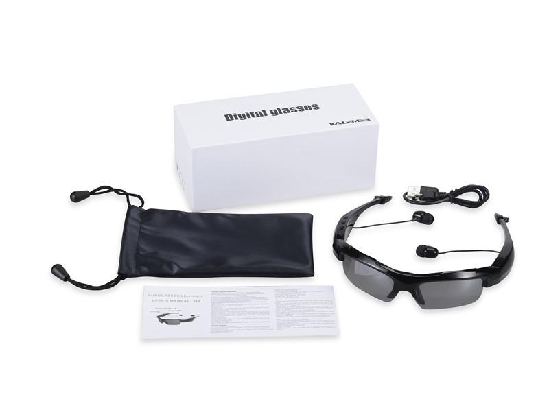 (5 pieces/lot) Sunglasses Polarized Glasses Wireless BT4.1 EDR Music earphone Mi