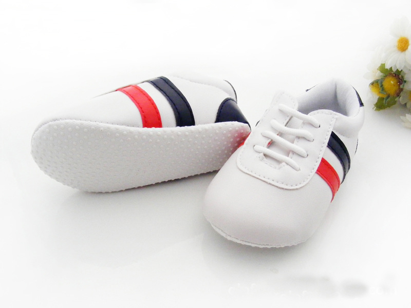 2017 New Shoes Baby European And American Slip Shoes Baby Shoes Toddler Shoes Soft Bottom First Walkers(China (Mainland))
