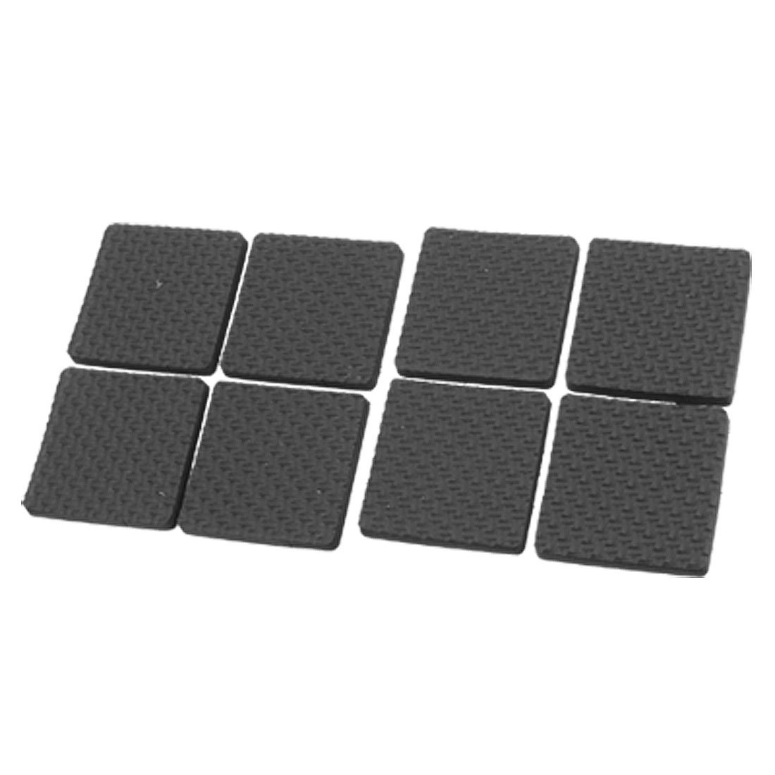 PHFU Wholesale Black Protective Furniture Table Chair Foot Square Pad<br><br>Aliexpress