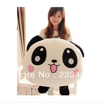 70cm,creative animal pillow ,huge stuffed animal big plush panda toy,birthday gift,kids toy, toys for girls,Free Shipping ,1pc(China (Mainland))