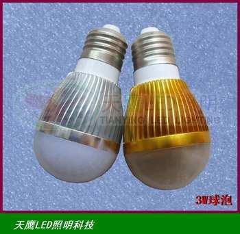 Classic edition 3w 5w 7w led ball bulb lamp shell kit smd led energy saving lamp car aluminum radiator
