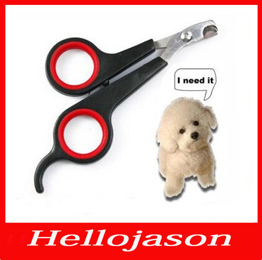 7104 Pet Dog Cat Care Nail Clipper Scissors Grooming Trimmer