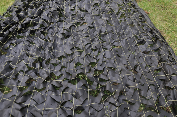 1.5M X 2M Black Hunting Camping Military Camouflage net, Hide Camouflage Netting ,outdoor shooting Oxford Fabric Camo Camping(China (Mainland))