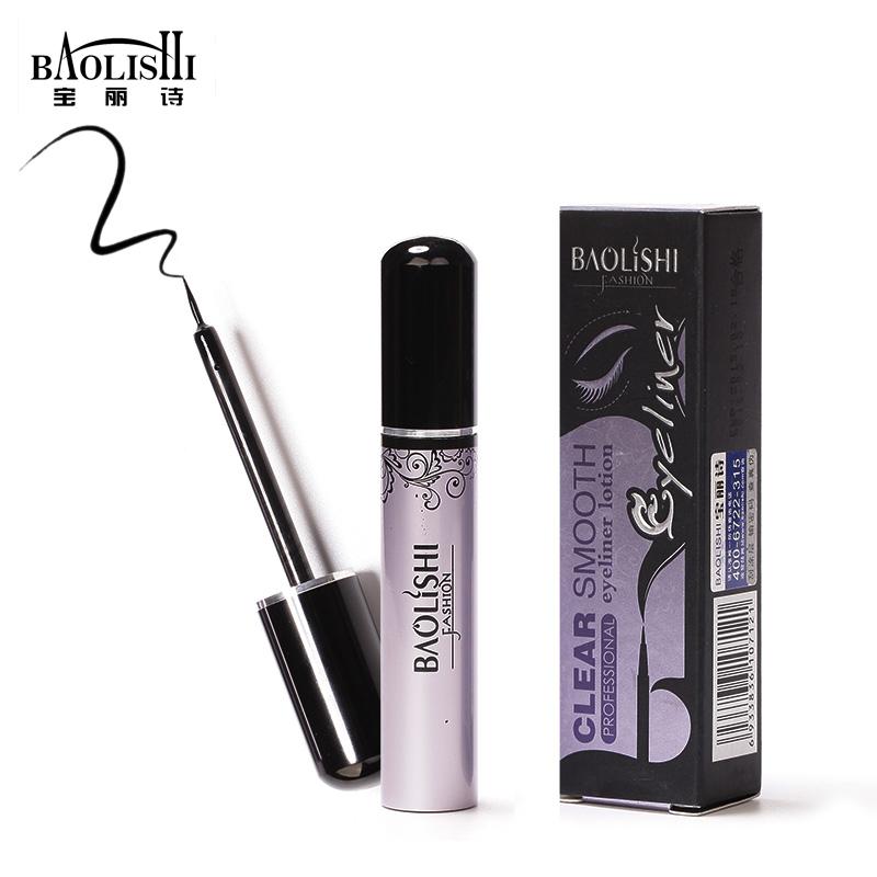 baolishi 1pcs natural long lasting black Liquid eyeliner pencil eye font b makeup b font beauty