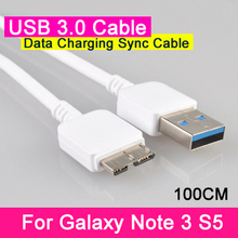 High quality 3.0 USB Cable Transfer Charger Sync mobile phone Cable For Samsung Galaxy Note 3 III S5 N9000 N9002 N9006