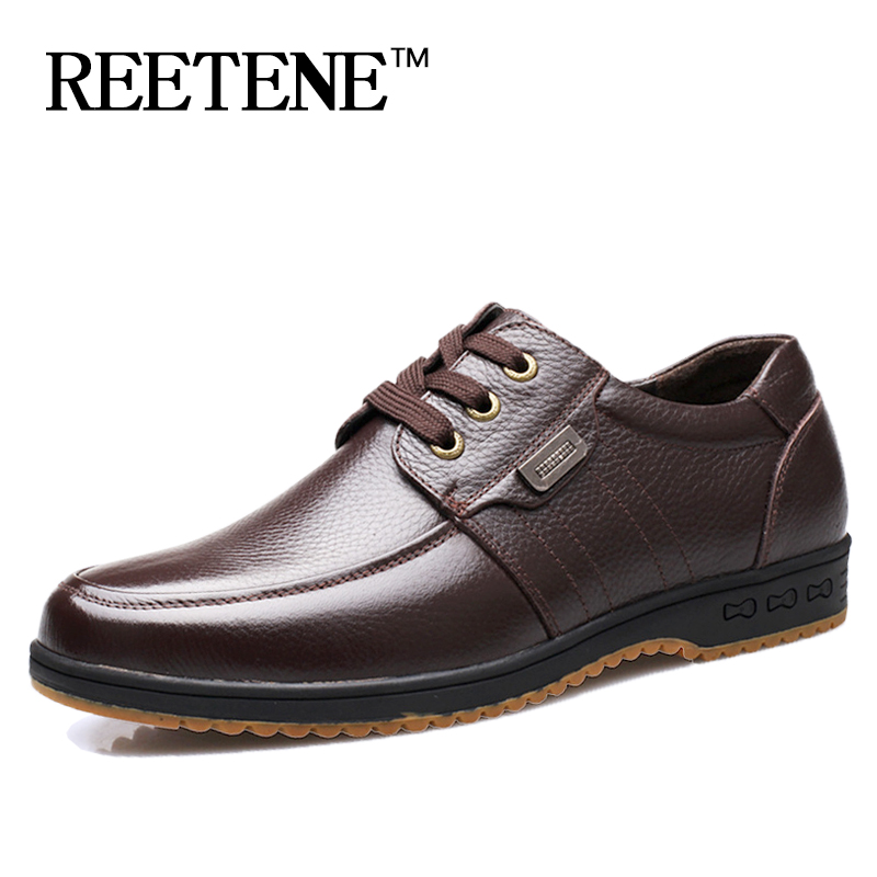 genuine leather business dress shoes high quality