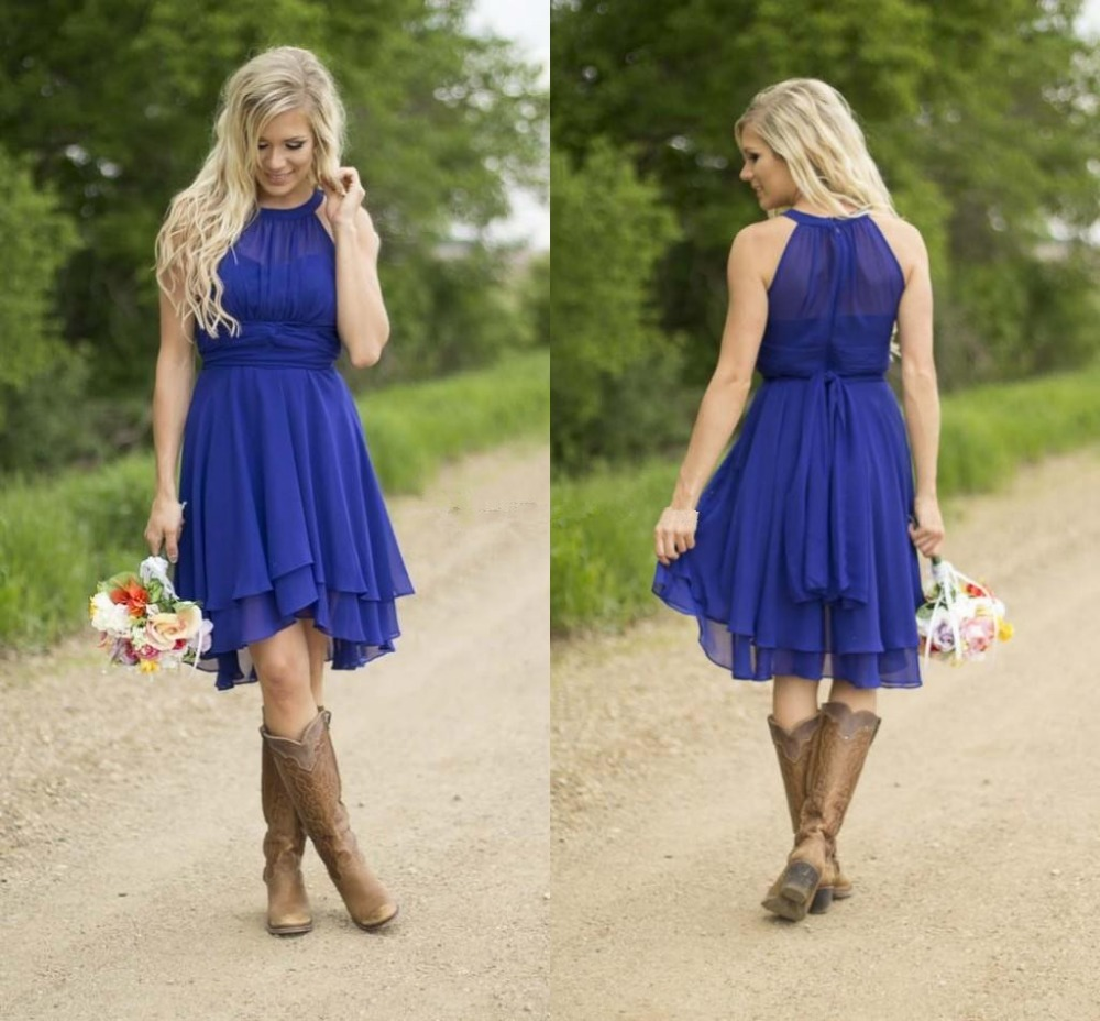 Popular western style bridesmaid dresses buy cheap western for Wedding dress western style