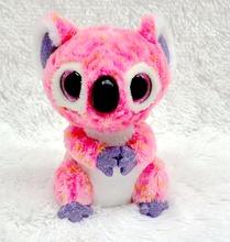 2016 new TY Beanie Boos Koala doll  Stuffed Plush Animals one piece about 15cm Soft Mini lovely troll doll  china  hot toy(China (Mainland))