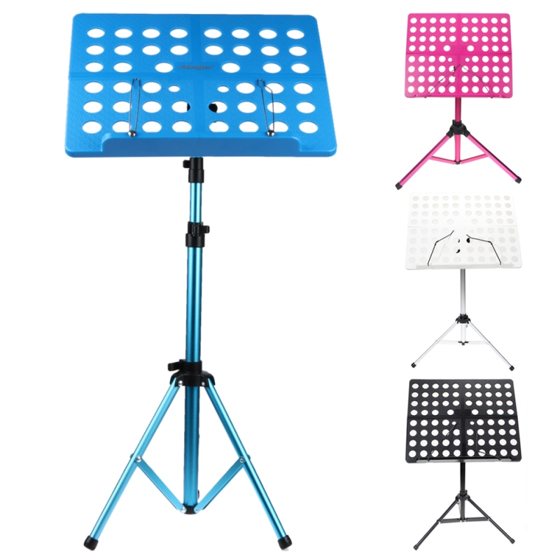 Top Quality Professional Aluminium Alloy FL-05R Foldable Small Music Stand Musical Instrument With Double quilted Carry Bag New(China (Mainland))