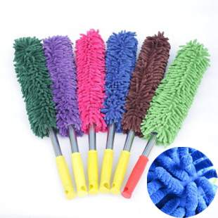 Dust Shan Car Microfiber PVC & Metal (handle Cleaning Wash Household Disassembly Sweep Ash About 55*10cm Hair 2.5cm(China (Mainland))
