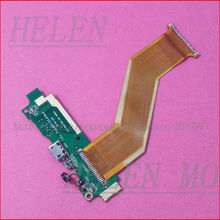 Flex Cable USB Charger Port Dock Connector Holder Slot Ribbon For Star N800+ Model N800+ 4.3 inch Replacement Free Shipping(China (Mainland))