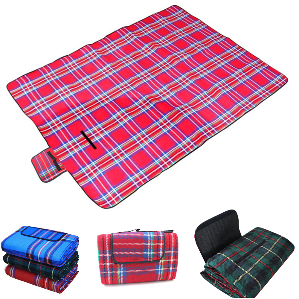 200x150cm Outdoor camping picnic mat Baby Climb Plaid Blanket Beach moisture-proof crawling mat pad SH-MX-04(China (Mainland))