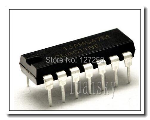 best price! CD4011BE HEF4011 HCF4011 DIP14 CD Digital IC 2 -  luna sky store