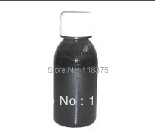 USA Dispatch Body art Temporary Airbrush Tattoo ink common ink Black 100ML/bottle GBL-PH-C001 for glitter tattoo kits Supplies(China (Mainland))