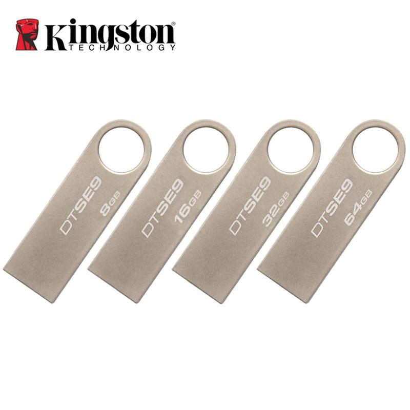 Kingston mini key DTSE9 usb flash drive 2.0 8gb 16gb 32gb 64gb memory USB stick usb pendrive flash stick pendrive(China (Mainland))
