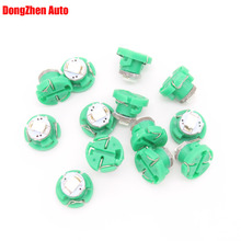 Buy 10X Car Auto 1 SMD T5 T4.2 Wedge LED Cluster Gauge Speedometer Bulb Dashboard Instrument Map Panel Bulb Climate Base Light for $4.28 in AliExpress store