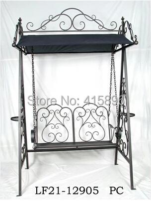 china metal garden swing design(China (Mainland))