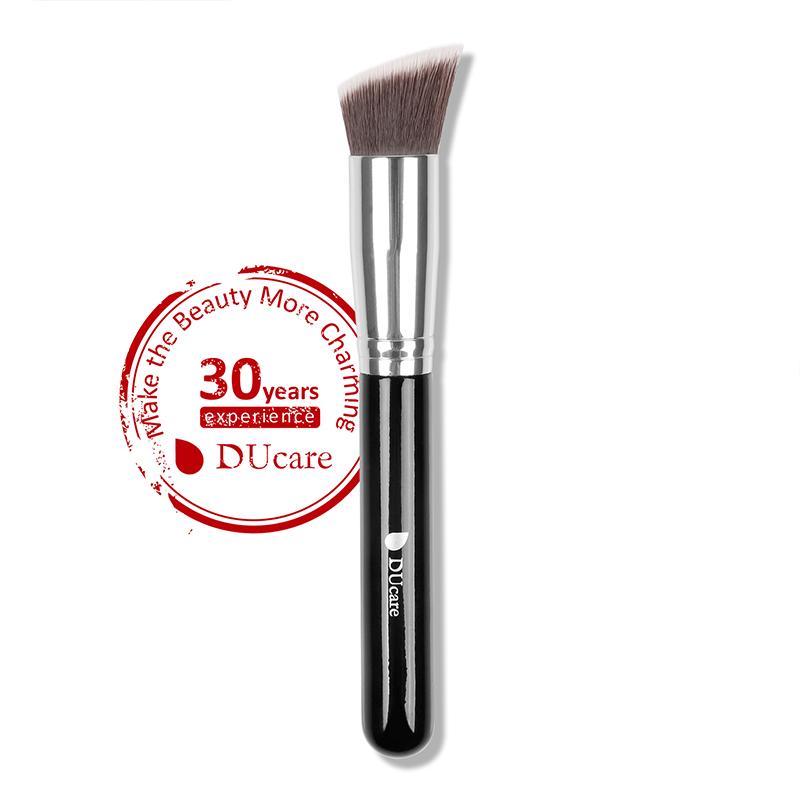 DUcare 1pcs foundation brush professional high quality make up brush beauty essential make up brushes free shipping(China (Mainland))