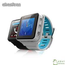 Dual Core Sport Android Wear Smartwatch with Bluetooth Camera GPS WIFI Digital Smart Wrist Watch SIM