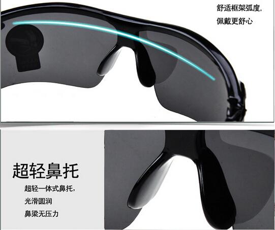 Dazzle цвет 009181 oulaiou велосипедные очки, стиль ретро, мужчин и женщин в Открытый Велоспорт очки