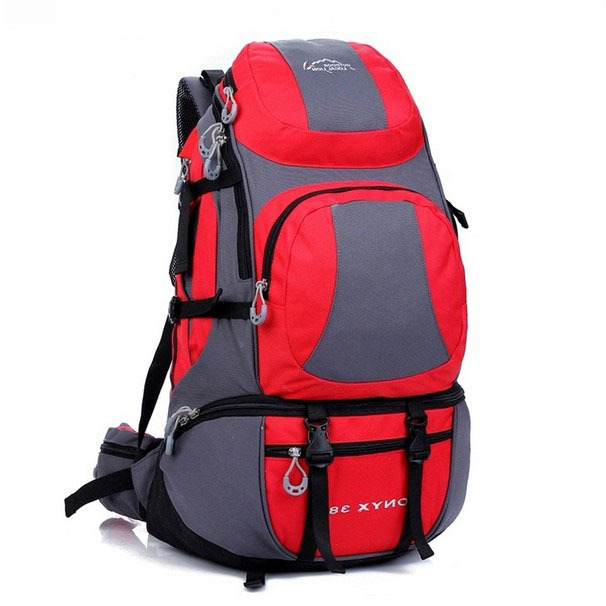 Local lion outdoor backpack mountaineering bag backpack outdoor bag travel bag outdoor bag