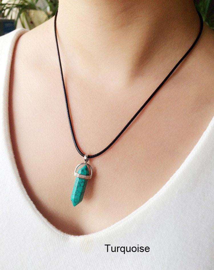 quartz necklace 4.69USD (10)