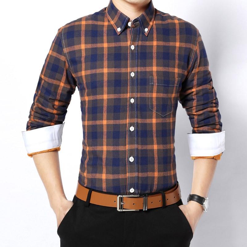 flannel plaid shirt 13