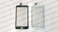 """New original Touch Screen Digitizer For Star MT6582 5.5"""" N8000 Cell phone black / White Free Shipping with tracking number(China (Mainland))"""