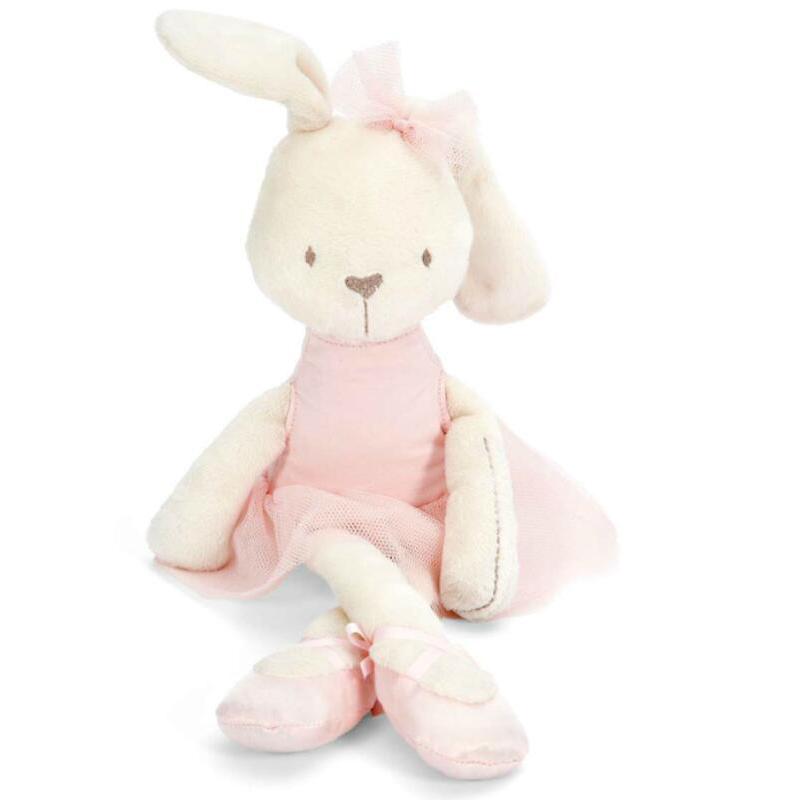42cm Hot Sale Soft Bunny Rabbit Plush Toy Stuffed Animal Doll Sleeping Cute Large Lovely Animal Kids Baby Birthday Gifts YZT0187(China (Mainland))