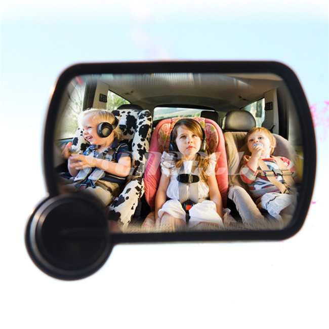 TS25 360 Rotation Car Styling Interior Car Accessories Auxiliary Mirror Windshield Car Rear View Mirror for