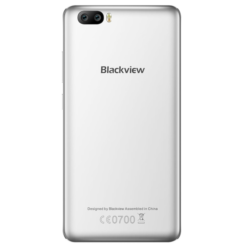 New Blackview A9 Pro Quad Core Smartphone Android 7.0 MT6737 2GB+16GB 5.0Inch Fingerprint Dual Rear Camera 8MP 3000mAh CellPhone