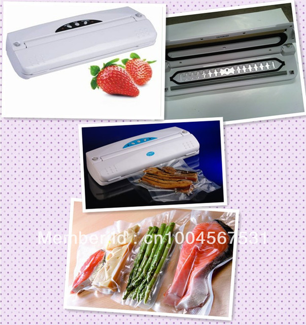 Household vacuum food saver with CE,CB,CETL,SAA certificate